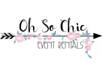 Oh So Chic Event Rentals